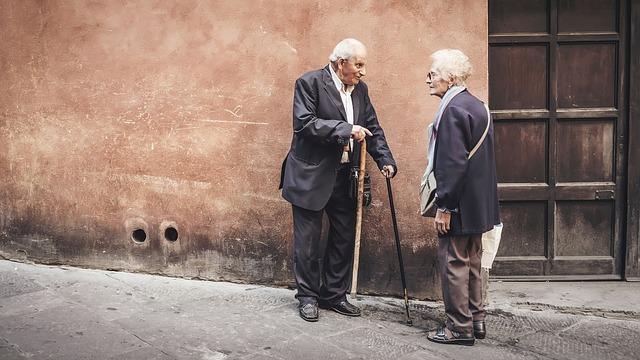 Das 4. Gebot im Umgang mit unseren alten Eltern